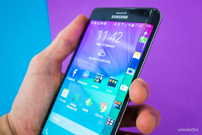 Samsung Galaxy Note Edge review: innovation or gimmick? Guess.