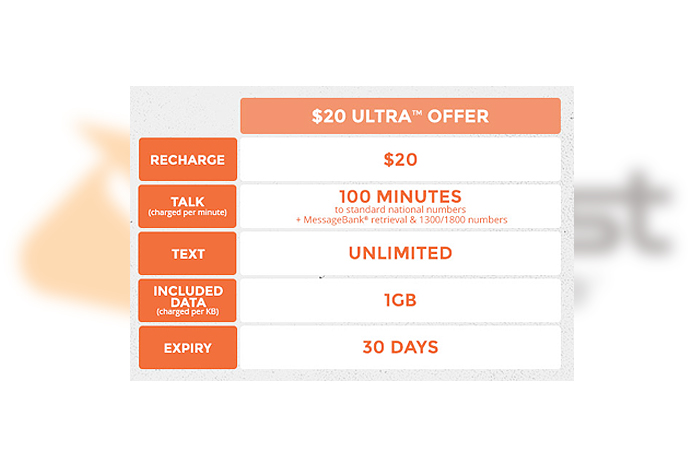 Boost Mobile adding new $20 recharge