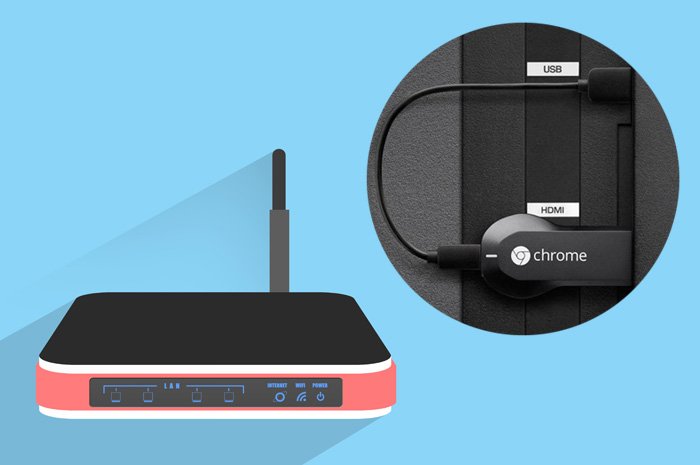 Simple fixes: Chromecast not working with WiFi