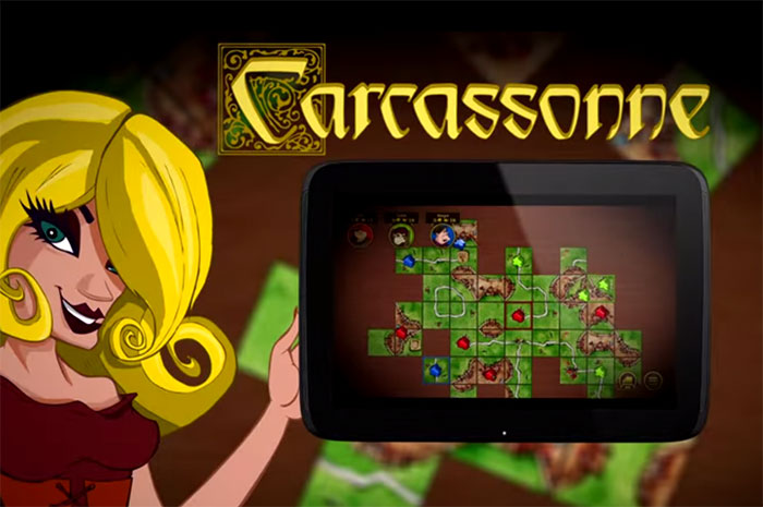 The Best Tabletop Games with Great Android Apps