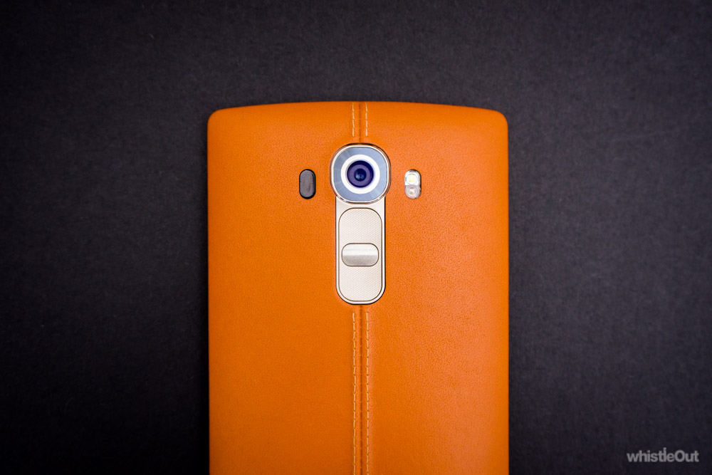 Optus Preorder Deal: Get the LG G4, add a G Watch Urbane