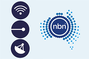 How the NBN Differs from ADSL2+, Cable and Wireless