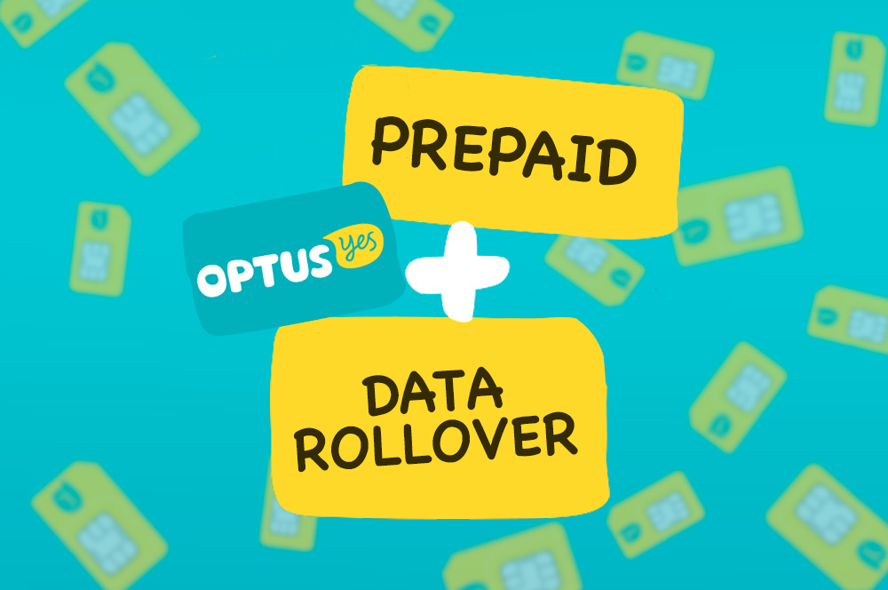 Optus Prepaid adds data rollover