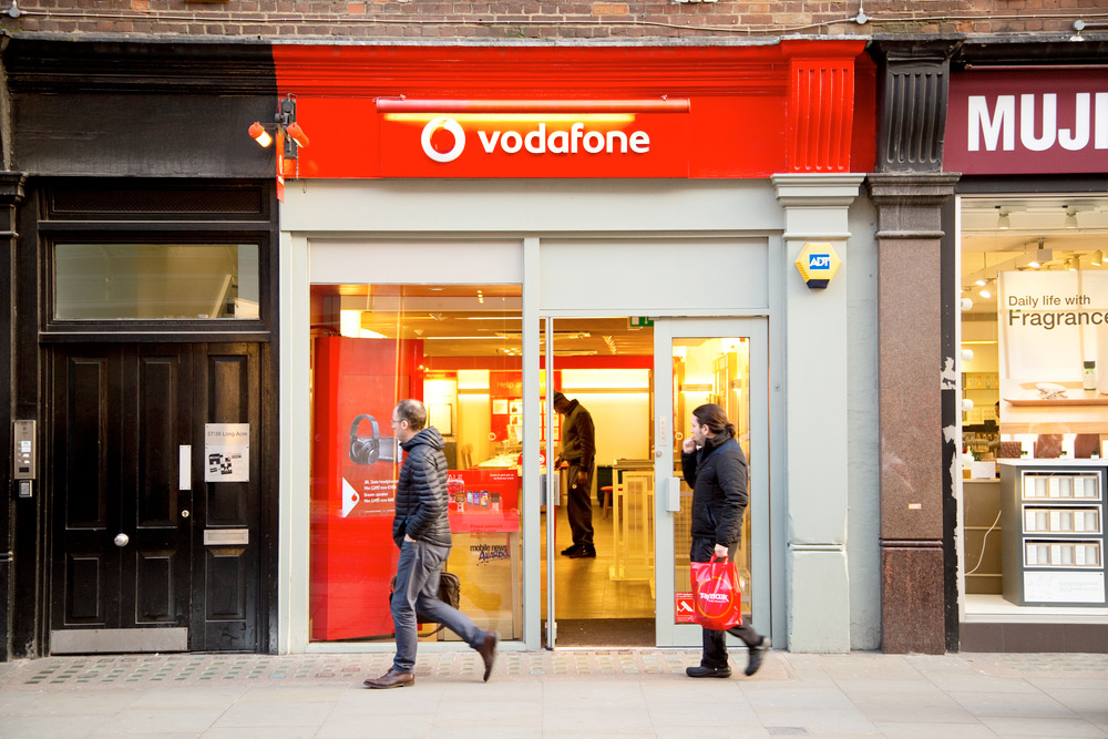 Best Vodafone phones on plans